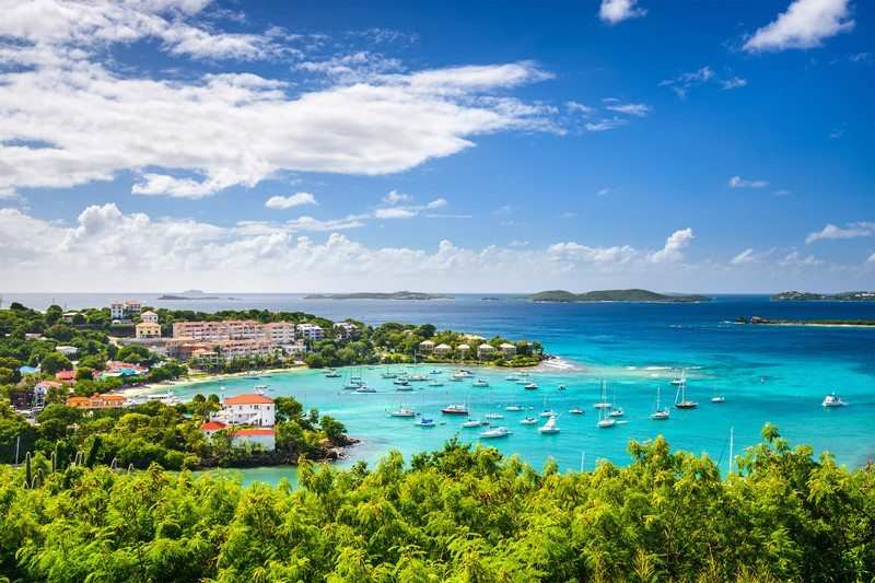 st john destination