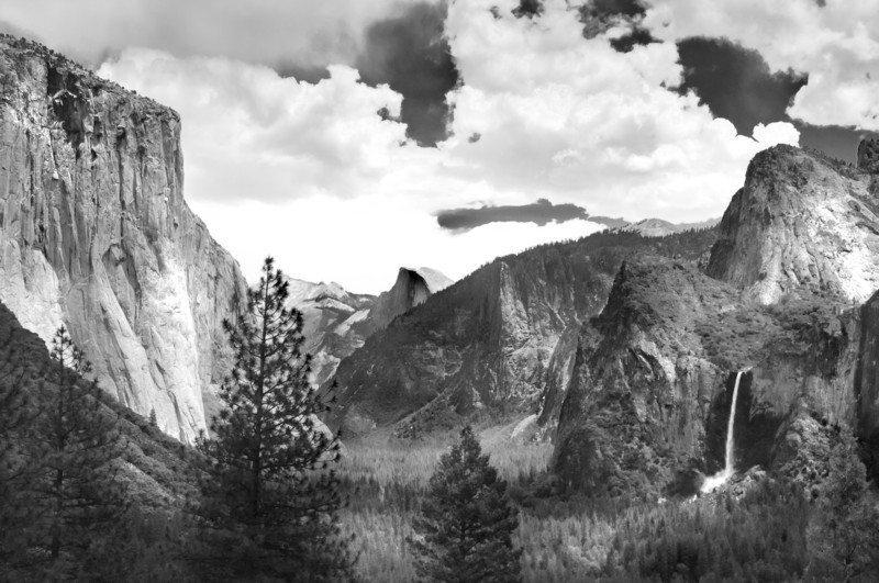 Yosemite Park - upper valley travel agent