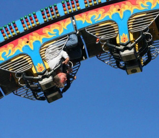 thrill seeker - canstockphoto0576964